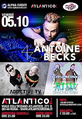 addictivetv-atlantico-live-rome