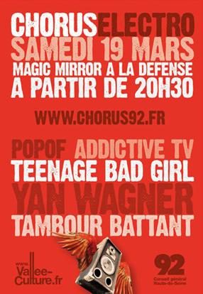 addictivetv chorus festival-paris-2011